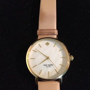 KATE SPADE LADIES METRO VACHETTA WATCH